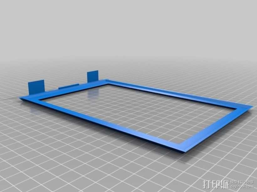 kindle保护壳 3D模型  图2