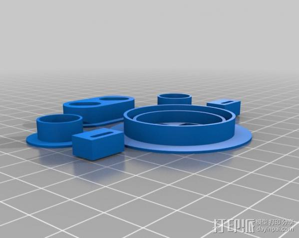 NESPo 3D模型  图9