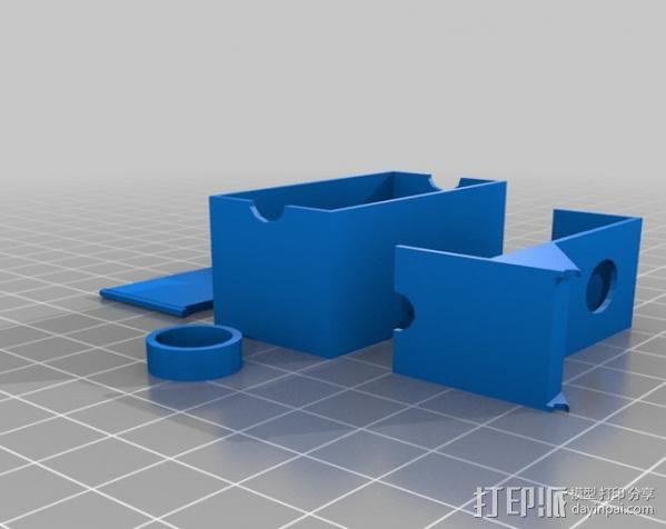 按钮控制器 3D模型  图2