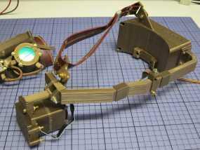 Raspberry Pi 保护壳 3D模型