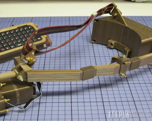 Raspberry Pi 保护壳 3D模型  图8