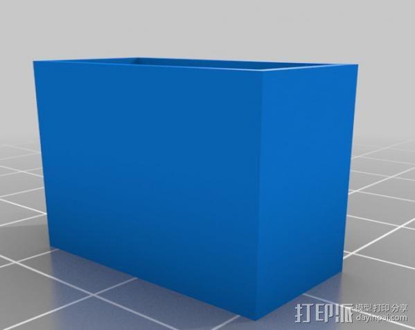 Raspberry Pi 保护壳 3D模型  图18