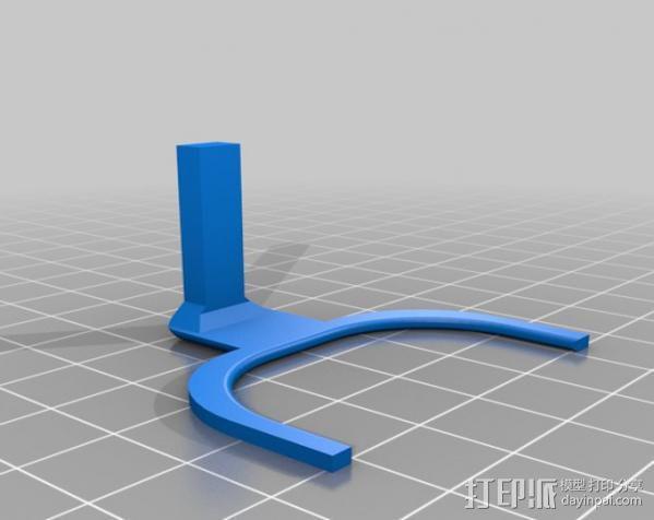 Raspberry Pi 保护壳 3D模型  图19