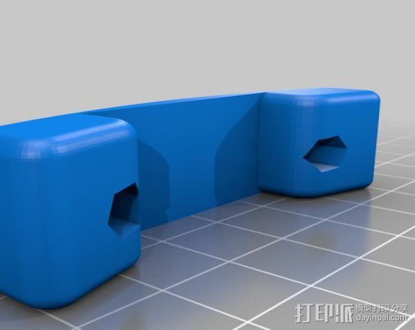 Raspberry Pi 保护壳 3D模型  图17