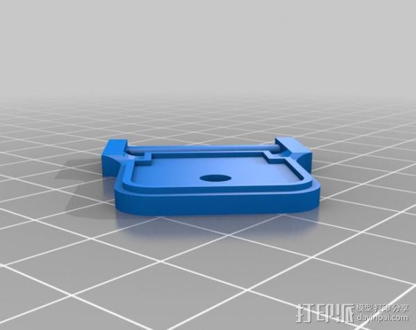 Raspberry Pi 保护壳 3D模型  图20