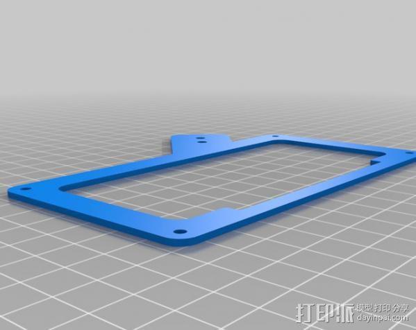 Raspberry Pi 保护壳 3D模型  图21