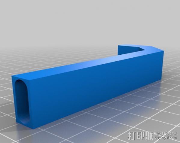 Raspberry Pi 保护壳 3D模型  图22