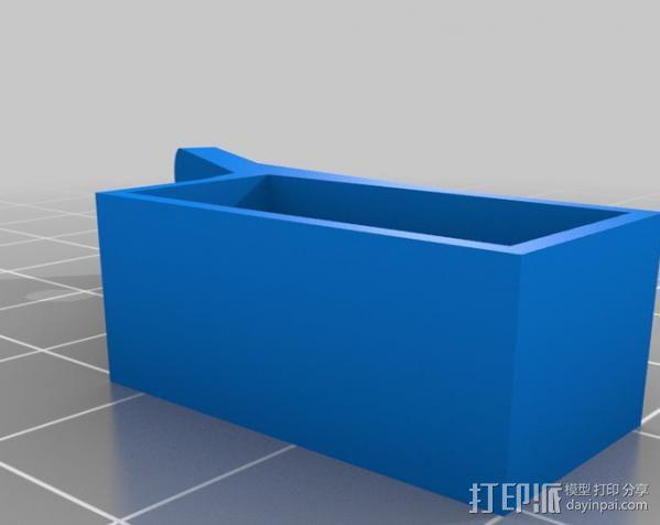 Raspberry Pi 保护壳 3D模型  图25