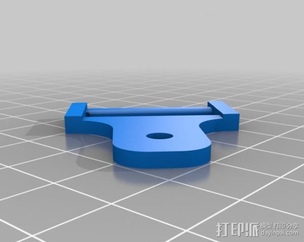 Raspberry Pi 保护壳 3D模型  图24