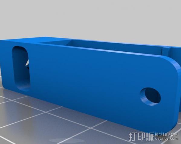 Raspberry Pi 保护壳 3D模型  图27