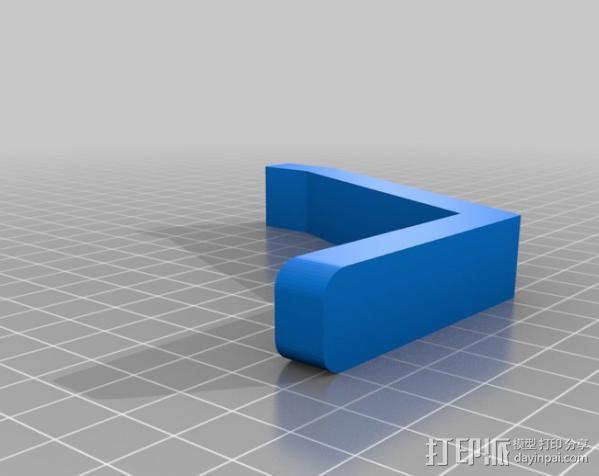 Raspberry Pi 保护壳 3D模型  图26