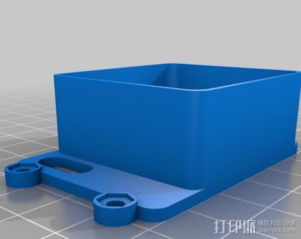 Raspberry Pi 保护壳 3D模型  图30