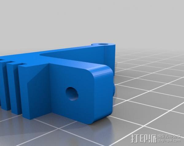 Raspberry Pi 保护壳 3D模型  图29