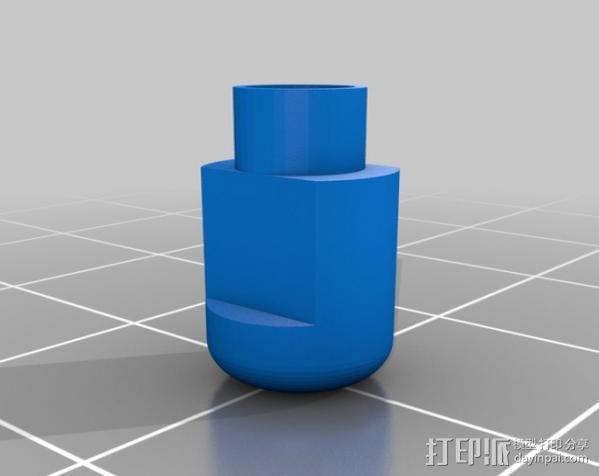 Raspberry Pi 保护壳 3D模型  图43