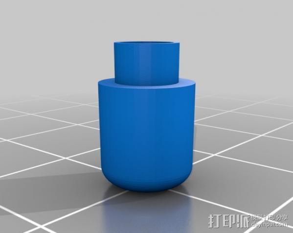 Raspberry Pi 保护壳 3D模型  图47