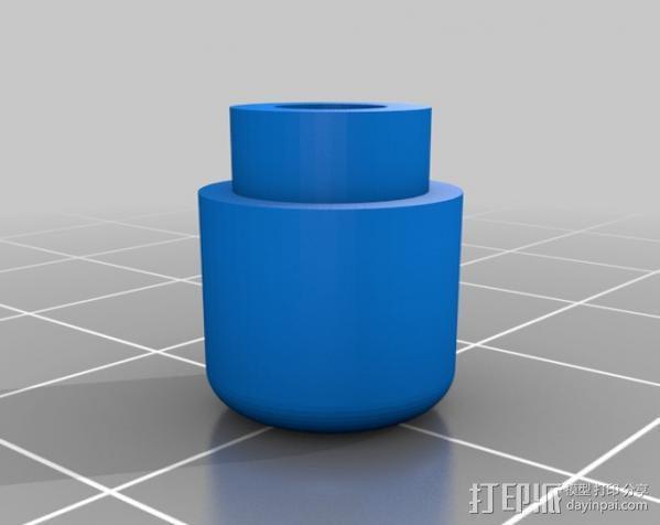 Raspberry Pi 保护壳 3D模型  图51