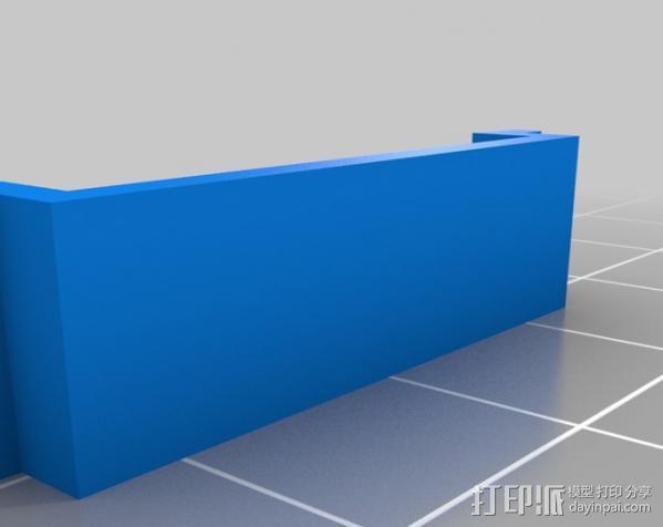 Raspberry Pi 保护壳 3D模型  图54