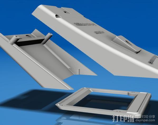 移动光谱4.0 3D模型  图1