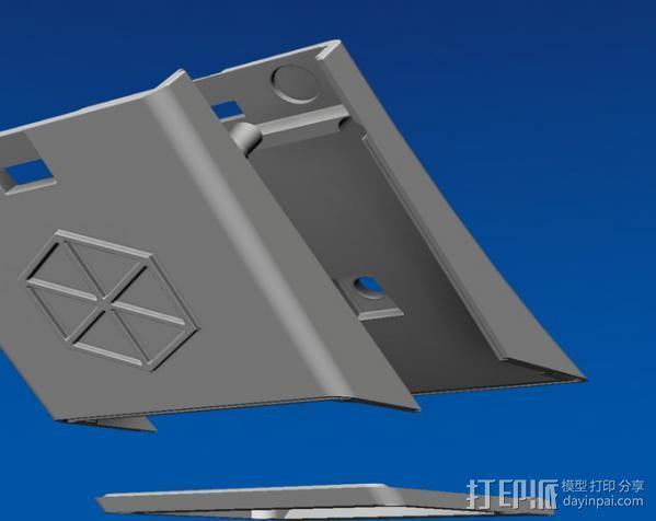 移动光谱4.0 3D模型  图2