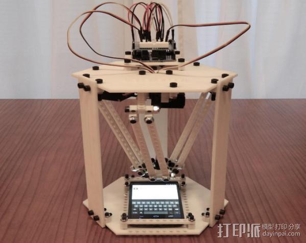自动化手机机器人 3D模型  图2