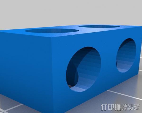 自动化手机机器人 3D模型  图11