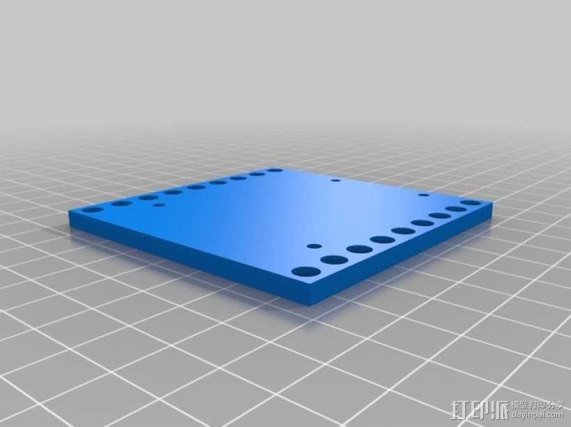 自动化手机机器人 3D模型  图13