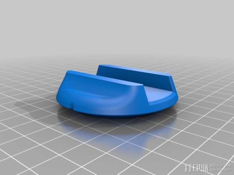 摄像机支架 3D模型  图7