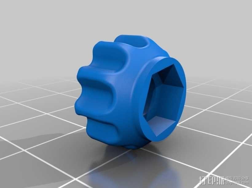 摄像机支架 3D模型  图8