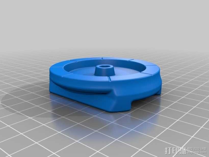 摄像机支架 3D模型  图11