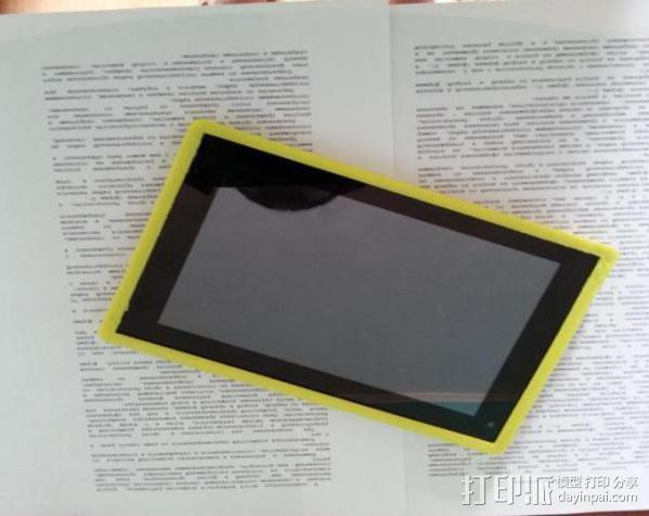 Huawei mediapad 7保护壳 3D模型  图5
