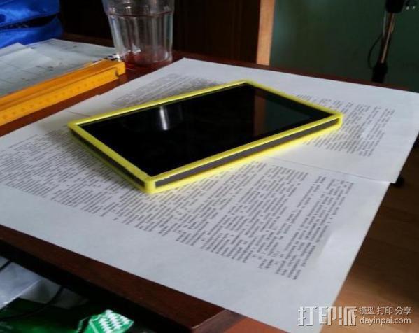 Huawei mediapad 7保护壳 3D模型  图6