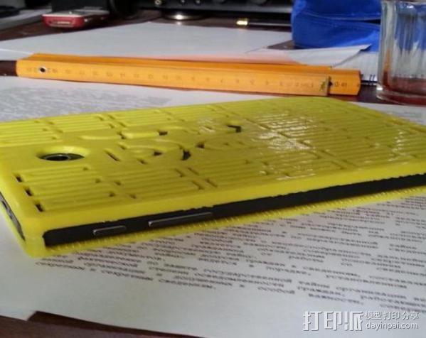 Huawei mediapad 7保护壳 3D模型  图7