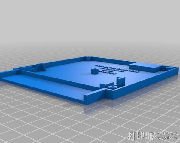 NES 墨盒 3D模型  图2