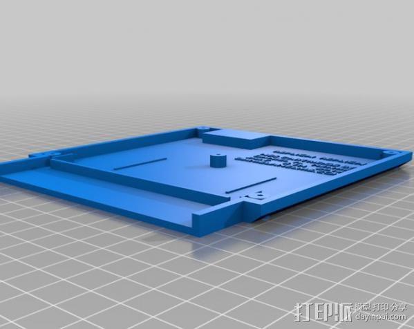 NES 墨盒 3D模型  图3