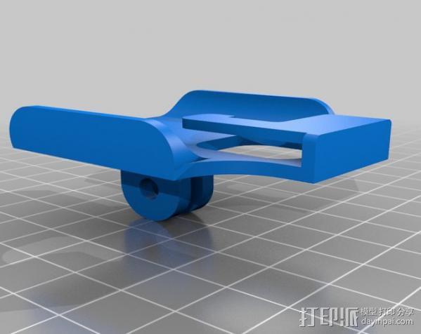 GoPro远程遥控壳子 3D模型  图8