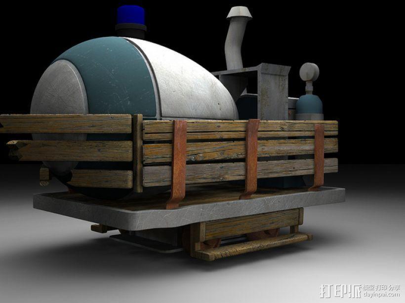 Team Fortress 2摆件 3D模型  图1