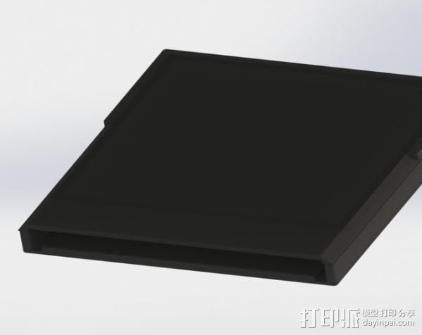 磁盘壳子 3D模型  图5