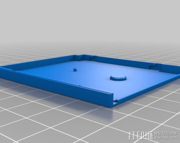 磁盘壳子 3D模型  图7