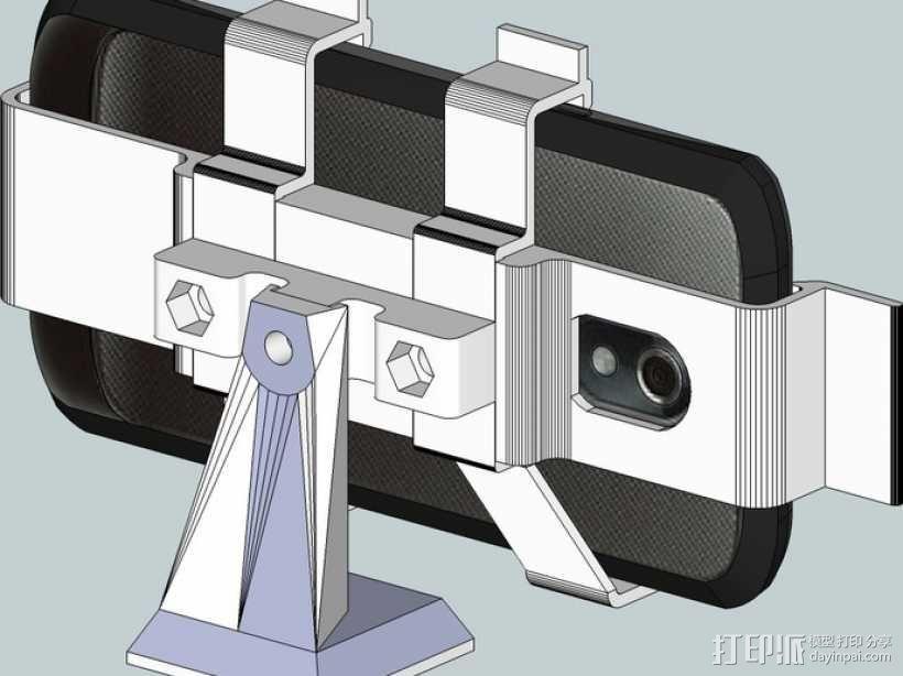 Galaxy Nexus手机座 3D模型  图1