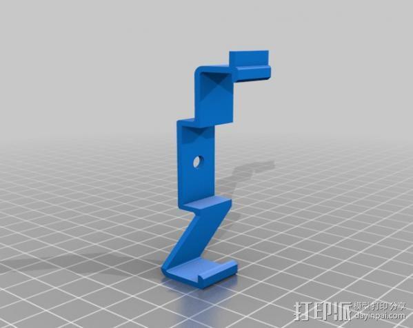 Galaxy Nexus手机座 3D模型  图2
