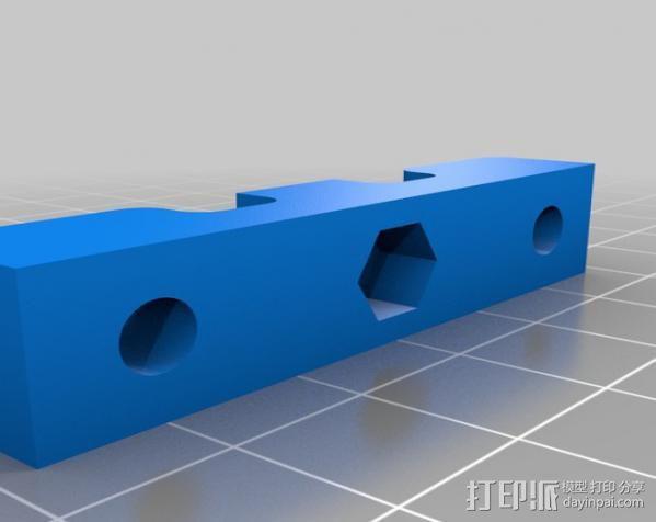 Galaxy Nexus手机座 3D模型  图3