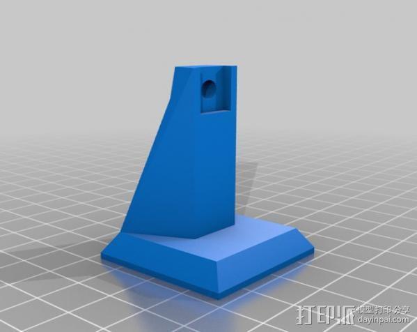 Galaxy Nexus手机座 3D模型  图6