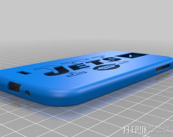Galaxy S4手机壳 3D模型  图13