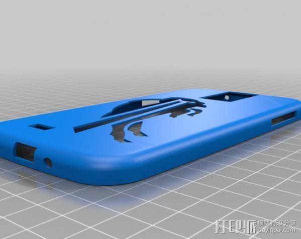 Galaxy S4手机壳 3D模型  图15