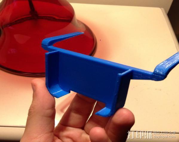 iPhone 5手机座 3D模型  图7