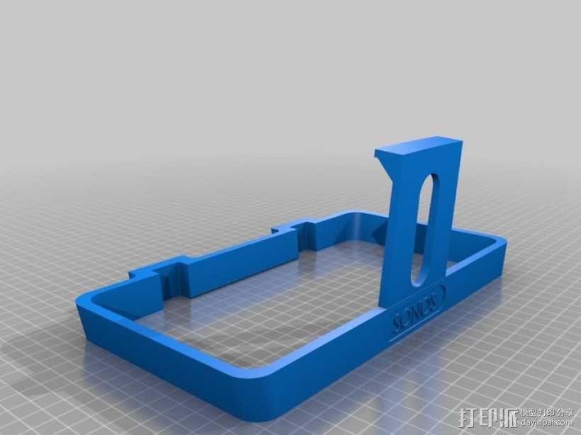 Sonos PLAY支架 3D模型  图5