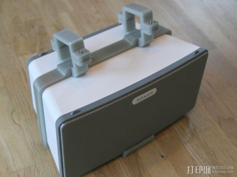 Sonos PLAY支架 3D模型  图4