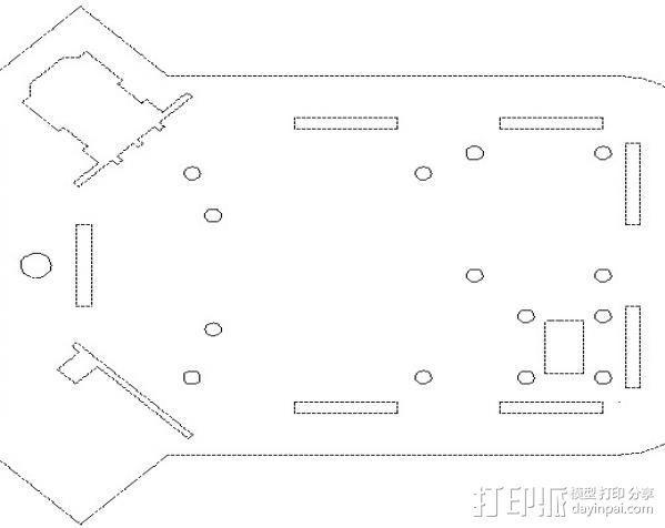 激光切割传感器 3D模型  图5