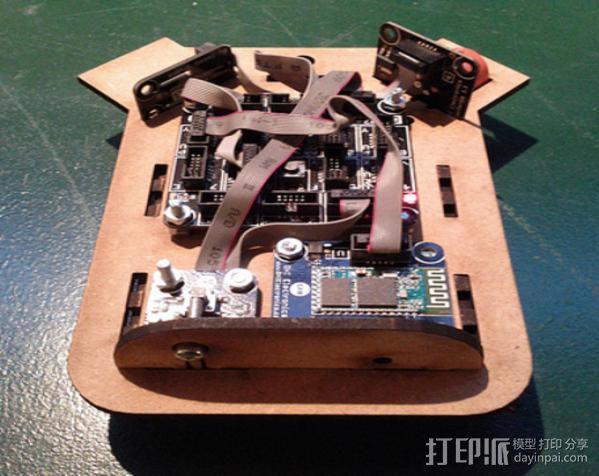 激光切割传感器 3D模型  图9