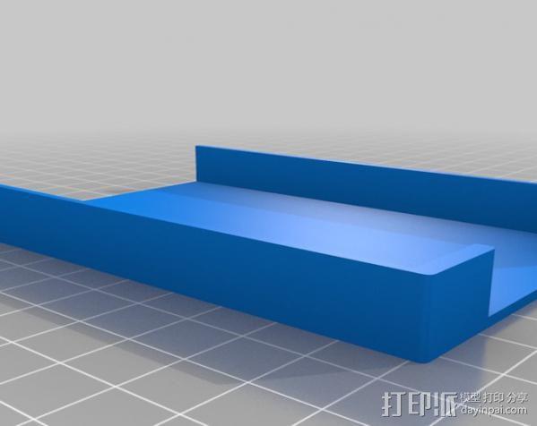 ipod classic支架 3D模型  图3